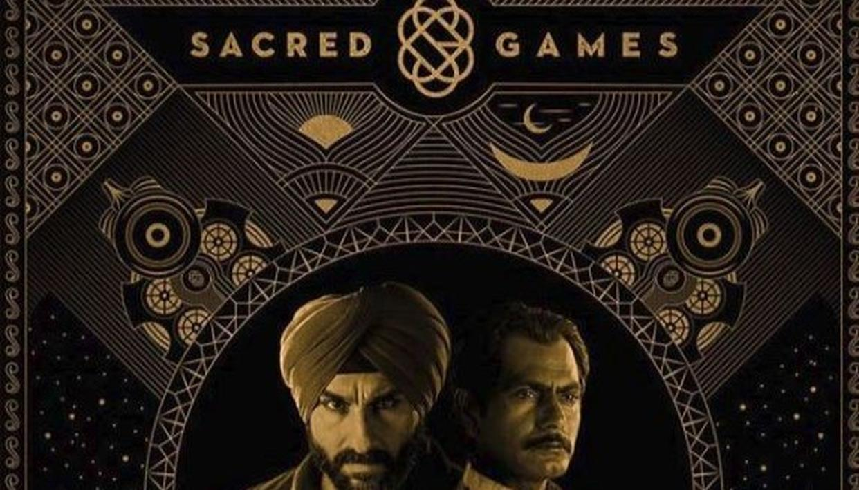 IN PICTURES | '6 DIN MEIN SAB KUCH DIKHAYI DENE LAGEGA': NETFLIX HINTS AT THE RELEASE DATE OF 'SACRED GAMES 2', SHARES EPISODE TITLES