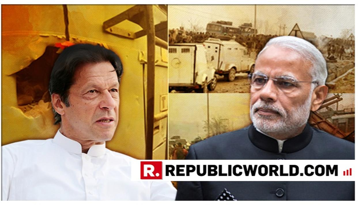 PAK SHAM: IMRAN KHAN GOVERNMENT SHARES PRELIMINARY FINDINGS ON PULWAMA TERROR ATTACK WITH INDIA, SAYS WON'T PROCEED TILL FURTHER EVIDENCE IS SHARED