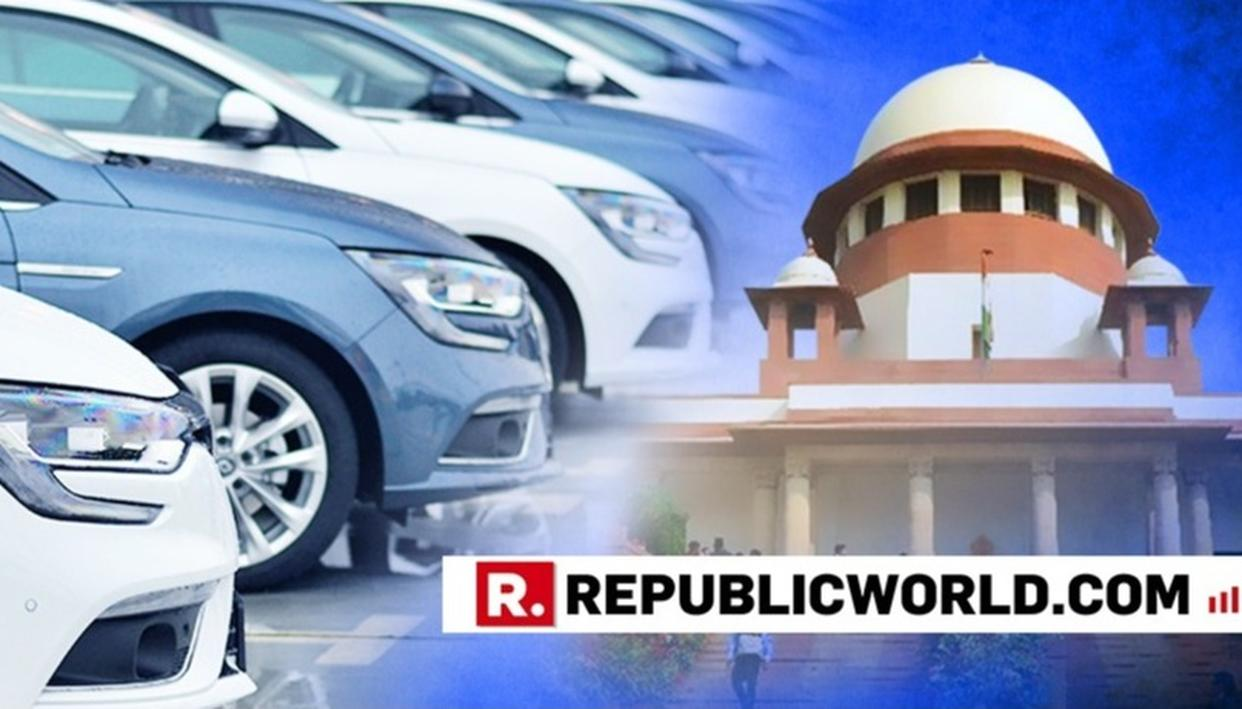 SUPREME COURT SUGGESTS 'FAMILY PLANNING' FOR CARS