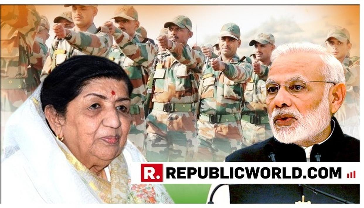 WATCH | 'THESE LINES HAVE TOUCHED MY HEART', LATA MANGESHKAR RECORDS PM MODI'S POEM FOR JAWANS AND IT WILL GIVE YOU GOOSEBUMPS; PM CALLS IT 'INSPIRING'