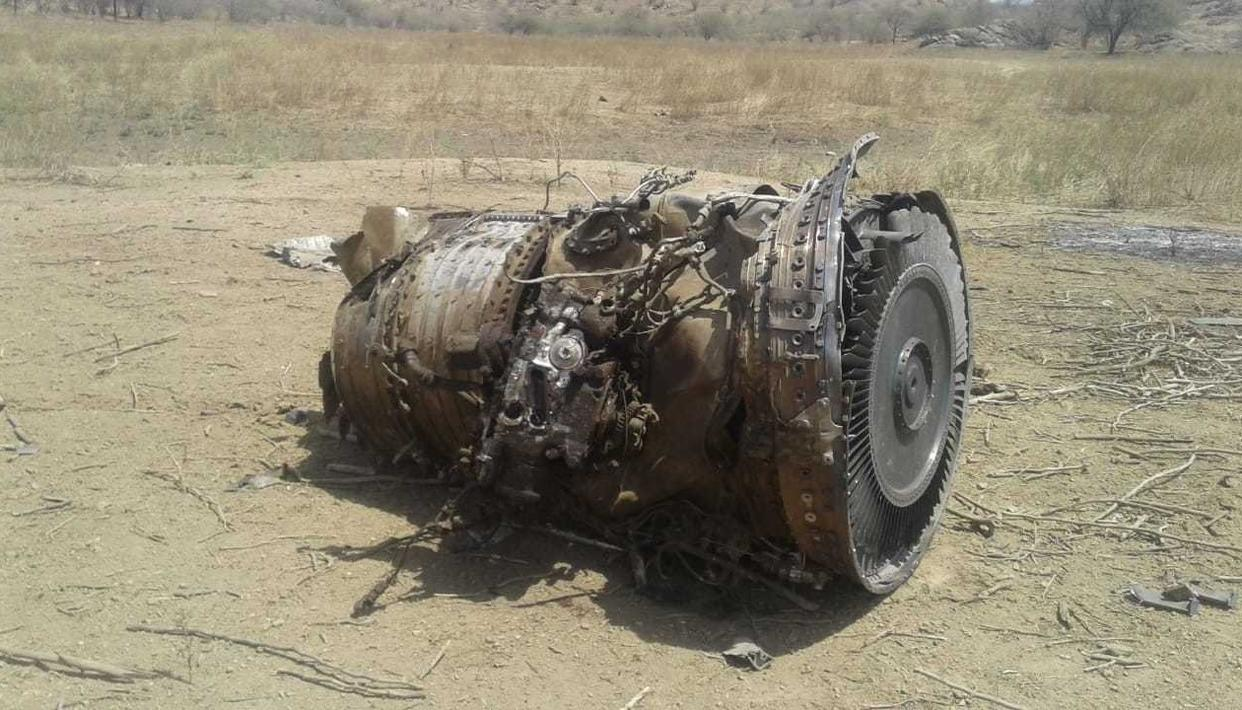IAF AIRCRAFT CRASHES AT RAJASTHAN'S SIROHI DURING ROUTINE SORTIE. UPDATES