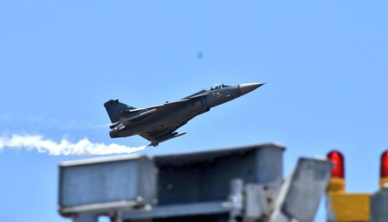 WATCH: HAL TEJAS MESMERISES AUDIENCES AT MALAYSIA AIR SHOW