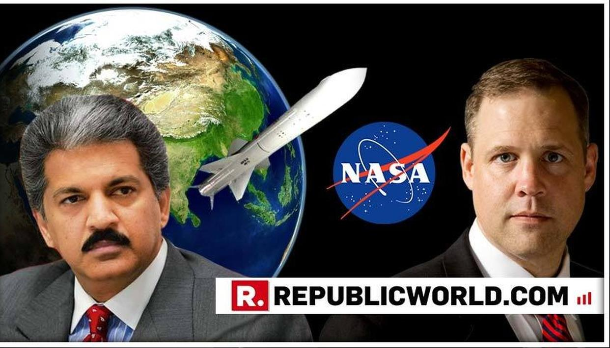 ANAND MAHINDRA STICKS UP FOR INDIA AND COUNTERS NASA OVER ITS A-SAT OPINION, SAYS IT'S A CASE OF 'POT CALLING KETTLE BLACK'