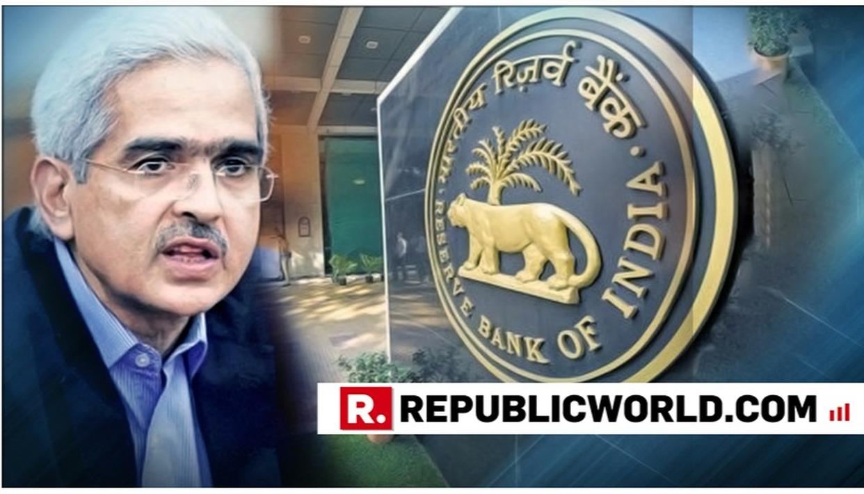 RBI BEGINS 3-DAY MEET ON MONETARY POLICY AMIDST RATE CUT HOPES