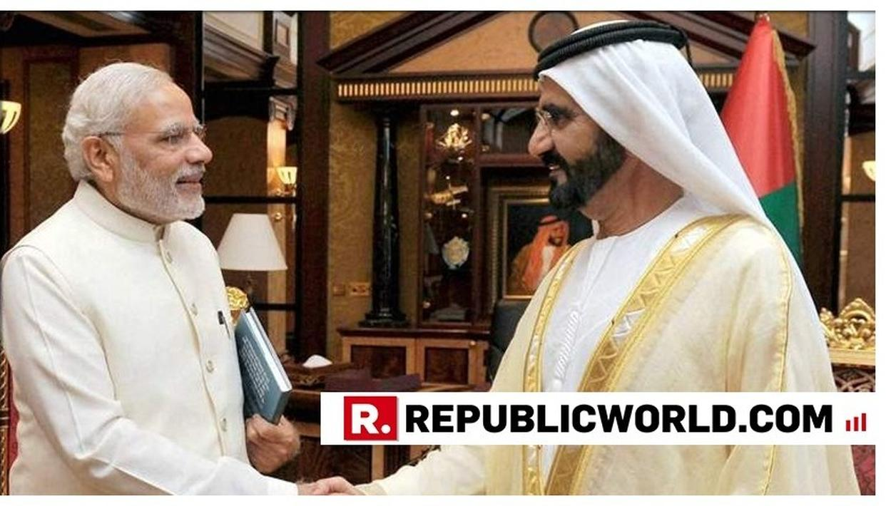 PM MODI THANKS UAE CROWN PRINCE: 'THIS FRIENDSHIP HAS CONTRIBUTED TO PEACE OF OUR PEOPLE'