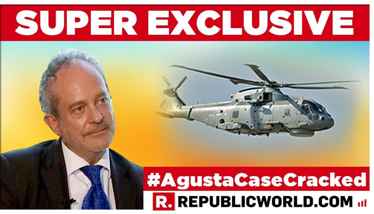 EXCLUSIVE: REPUBLIC TV ACCESSES ED'S CHARGESHEET WHERE AGUSTA MIDDLEMAN CHRISTIAN MICHEL REVEALS THE IDENTITY OF 'AP' AND 'FAM'. READ THE DOCUMENT INSIDE