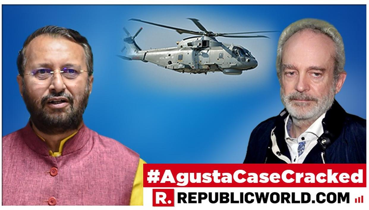 "WATCH: ""DURING CONGRESS REGIMES, EVERY DEFENCE DEAL HAD A MIDDLEMAN,"" SAYS PRAKASH JAVDEKAR ACCUSING THE 'FIRST FAMILY' OVER THE AGUSTAWESTLAND CASE"