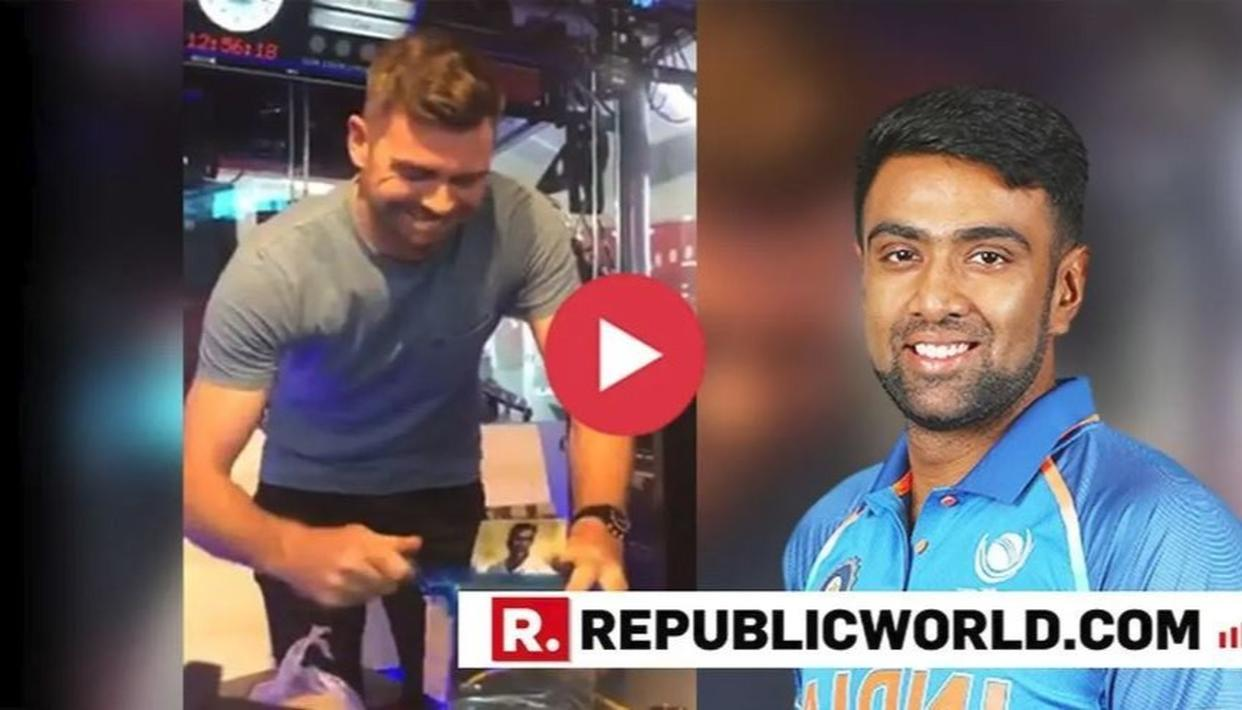 ASHWIN HITS BACK AFTER JAMES ANDERSON SHREDS HIS PICTURE OVER 'MANKADING'