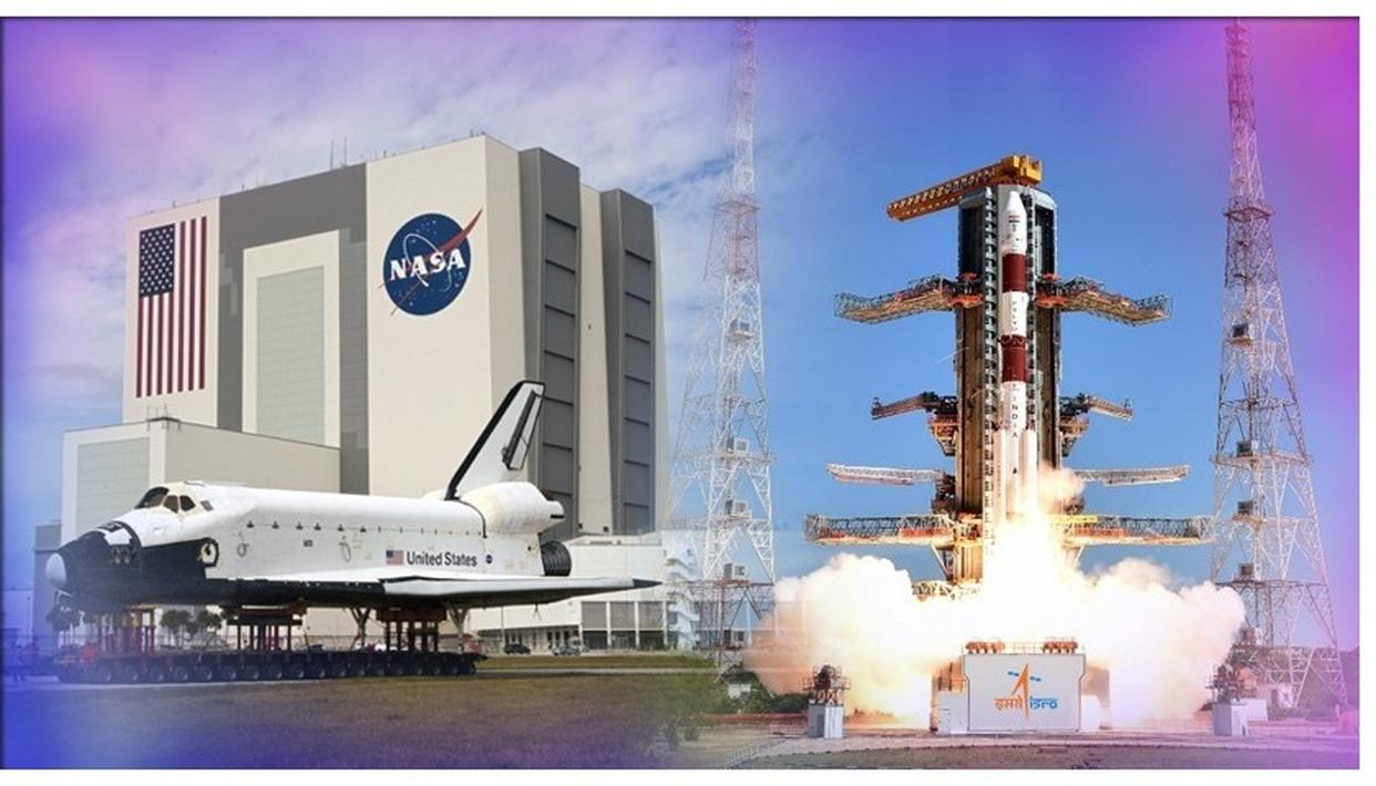 NASA: WILL WORK WITH ISRO AS GUIDED TO BY WHITE HOUSE