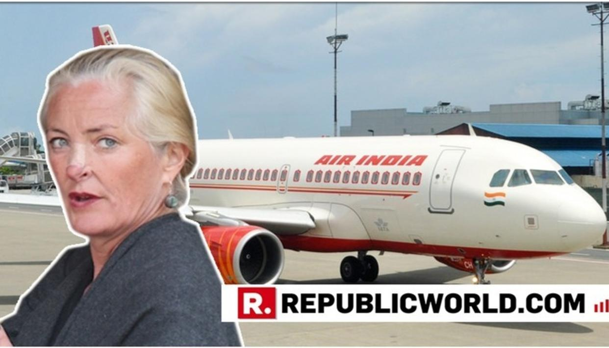 DRUNK IRISH LAWYER WHO ABUSED AIR INDIA CREW SENT TO JAIL