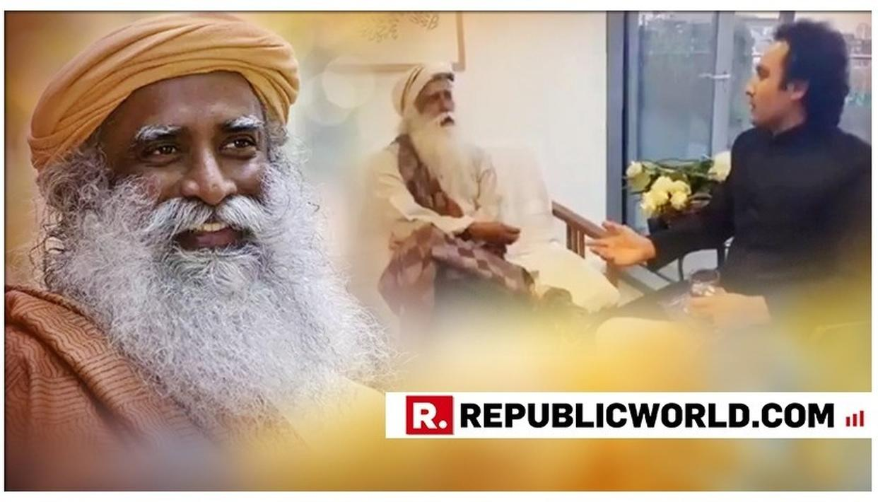 WATCH: SADHGURU ISSUES CLARIFICATION OVER 'TALIBAN' COMMENT AT MUSLIM STUDENT, CITES TERM'S DIFFERENT MEANING IN ARABIC