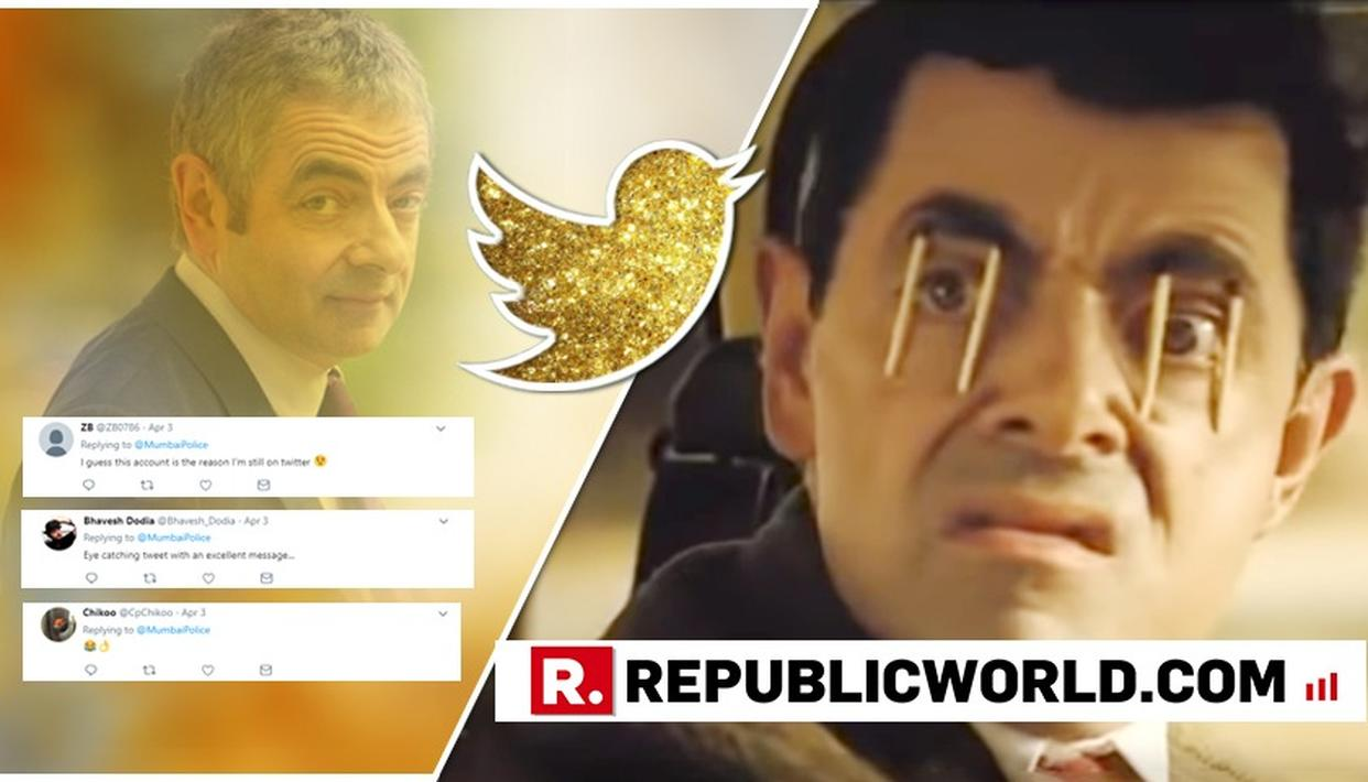 MUMBAI POLICE USES COMICAL 'MR BEAN' TWIST TO SPREAD A SERIOUS ROAD SAFETY WARNING