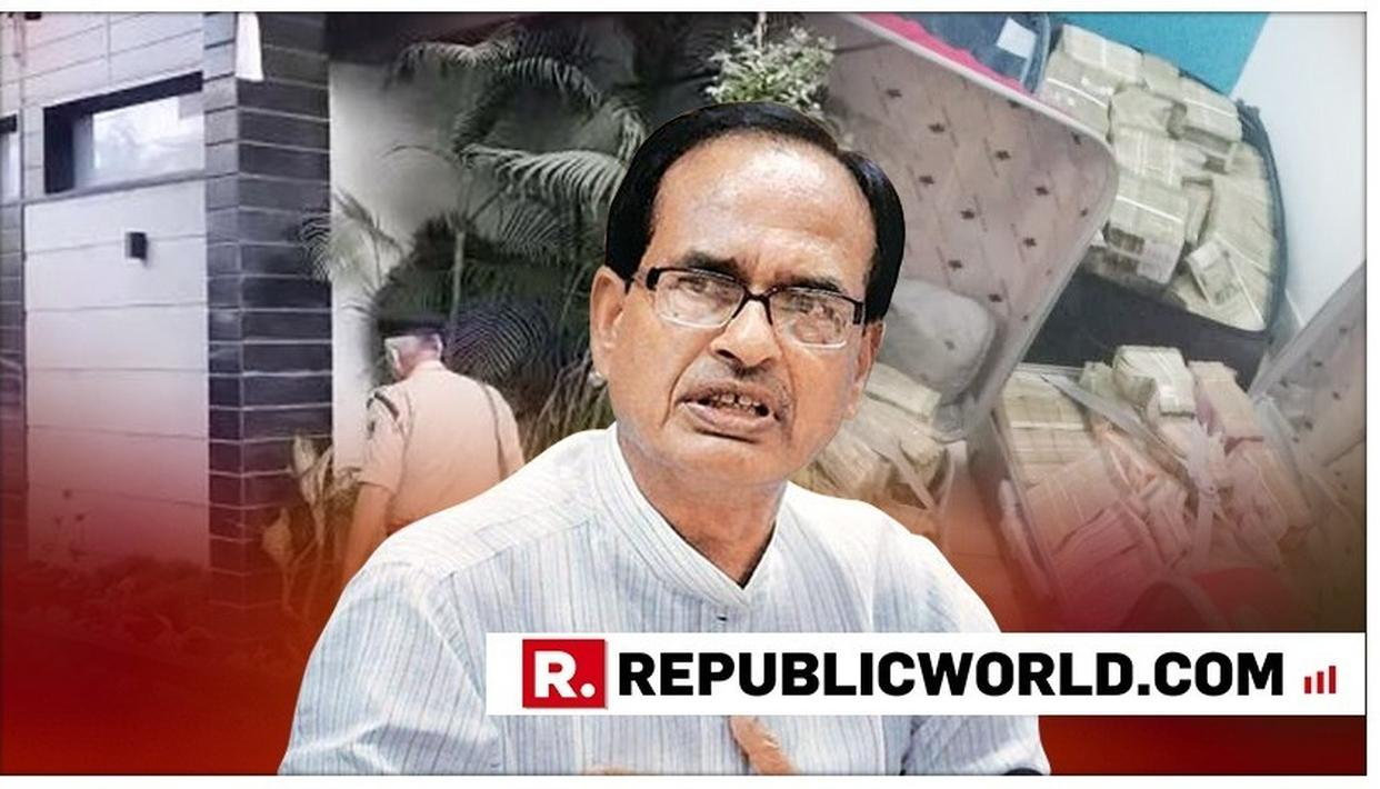 """CONGRESS HAS TRANSFORMED PEACEFUL MP INTO A BATTLEGROUND"", SAYS SHIVRAJ SINGH CHAUHAN ON I-T RAIDS AGAINST MP CM KAMAL NATH'S CLOSE AIDES"