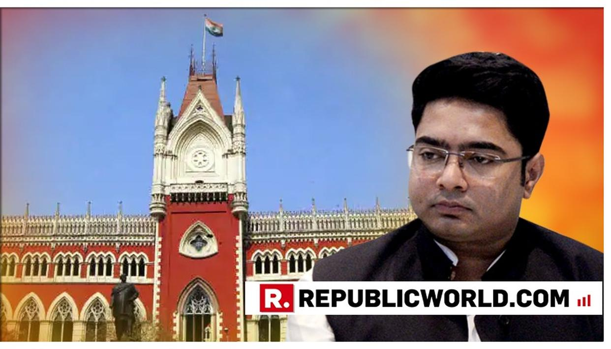 CALCUTTA HIGH COURT GIVES RELIEF TO ABHISHEK BANERJEE'S WIFE IN KOLKATA CUSTOMS OFFICE CASE