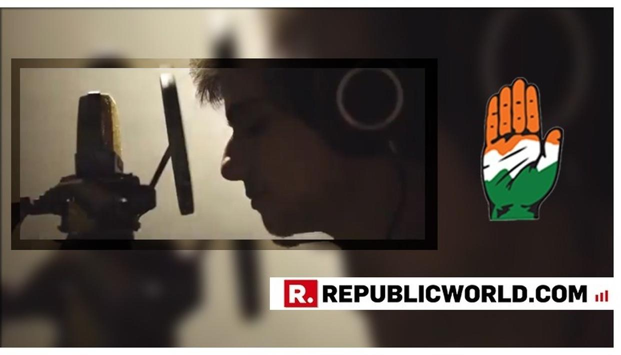 WATCH: CONGRESS RELEASES A SONG TITLED 'WO DIN KAHA GAYE', SAYS IT CAPTURES THE 'QUESTION ON EVERY INDIAN'S MIND'