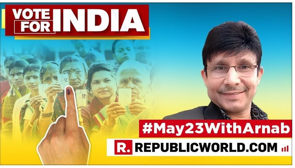 FILM CRITIC KRK'S NOTE FOR THE VOTERS ON PHASE 1 OF LOK SABHA ELECTIONS 2019 CAN'T BE MISSED. READ HERE