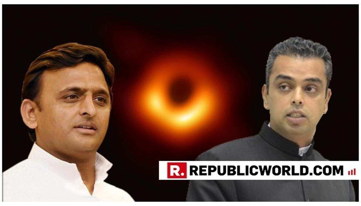'EVEN BLACK HOLE IS VISIBLE BUT...': AKHILESH YADAV AND MILIND DEORA ISSUE ATTACKS CITING COSMIC PHENOMENON
