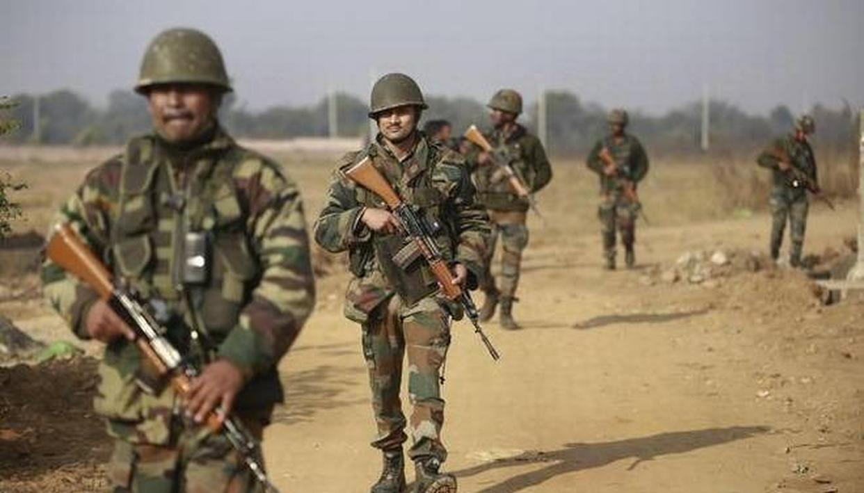 ARMY COMMANDERS REVIEW INDIA'S SECURITY CHALLENGES, DECIDES TO ENHANCE OPS CAPABILITY