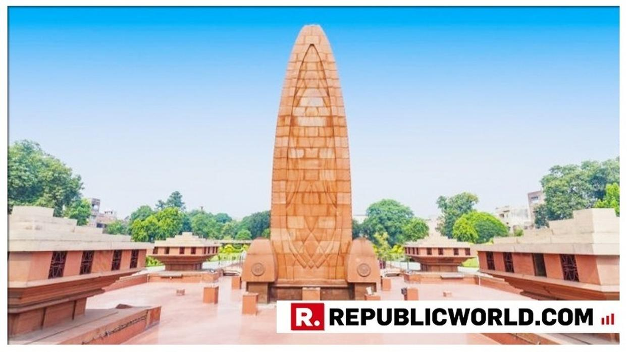 100 YEARS SINCE JALLIANWALA BAGH:  INDIA PAYS HOMAGE TO THE MARTYRS OF AMRITSAR MASSACRE. LIVE UPDATES HERE