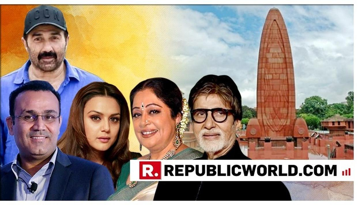 'TRIBUTE TO THE BRAVE MARTYRS': AMITABH BACHCHAN, VIRENDER SEHWAG, KIRRON KHER, PREITY ZINTA, OTHERS COMMEMORATE JALLIANWALA BAGH MASSACRE ON ITS CENTENARY