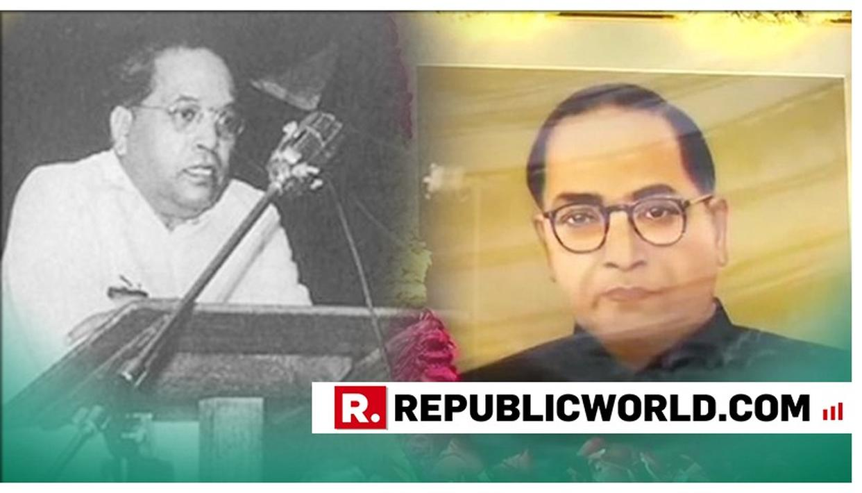 POLITICIANS ACROSS THE NATION PAYS TRIBUTE TO THE FATHER OF INDIAN CONSTITUTION DR B R AMBEDKAR ON HIS BIRTH ANNIVERSARY