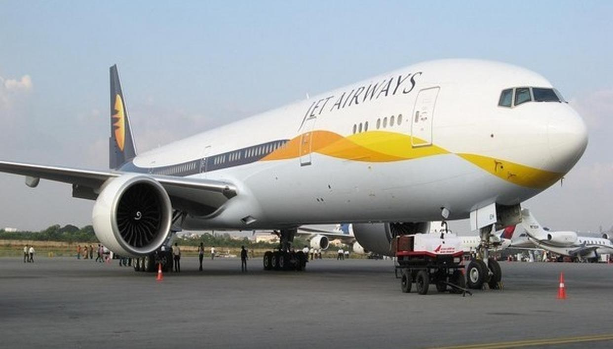 JET AIRWAYS EXTENDS SUSPENSION OF WEST-BOUND FLIGHTS TILL APR 16