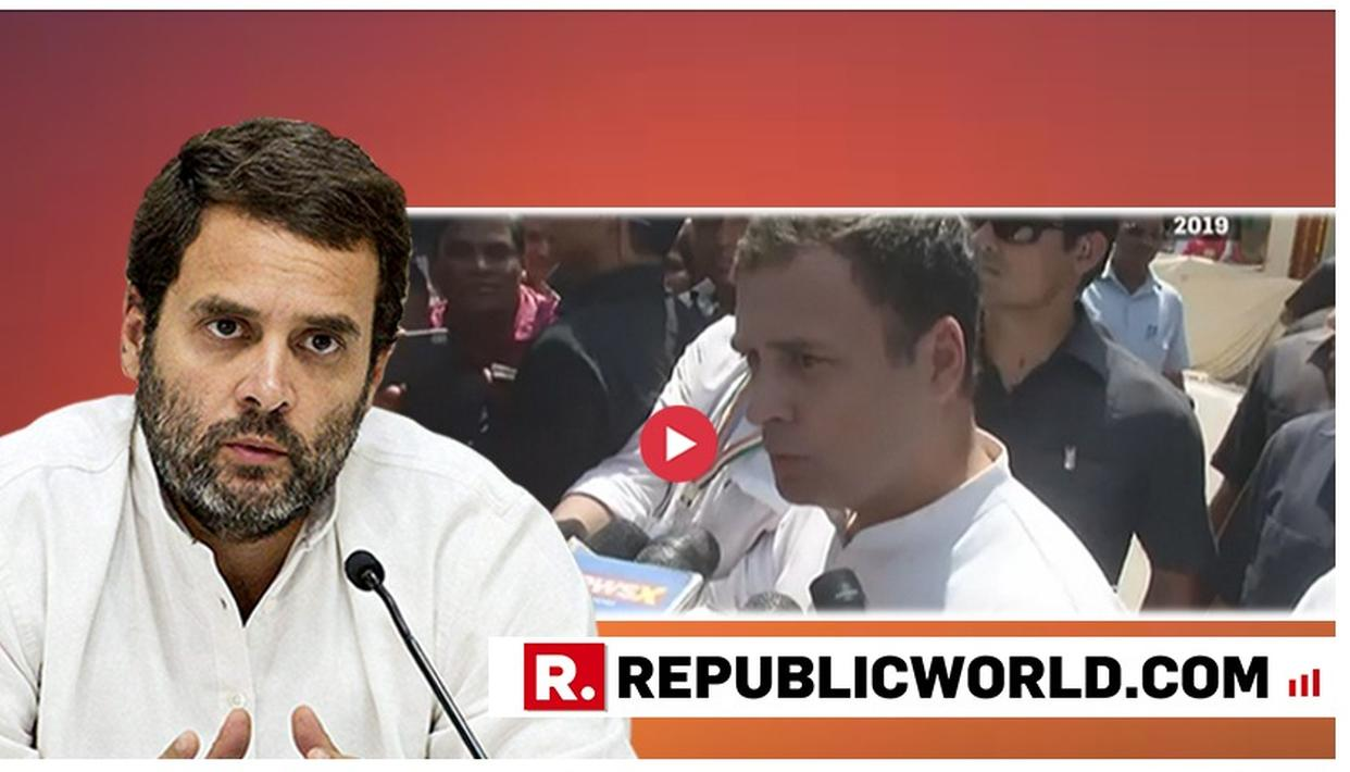 WATCH: THIS IS THE LIE THAT RAHUL GANDHI SAID THAT THE SUPREME COURT HAS PULLED HIM UP FOR