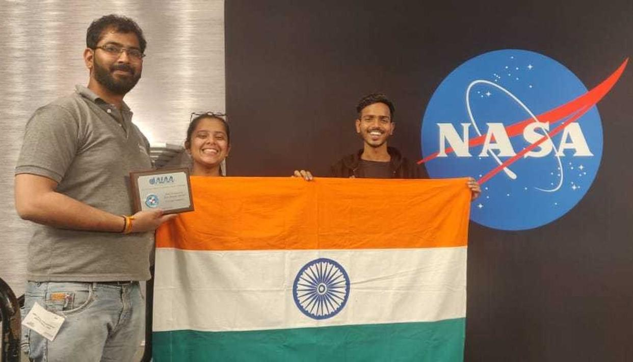 THREE INDIAN TEAMS WIN AWARDS AT NASA ANNUAL ROVER CHALLENGE