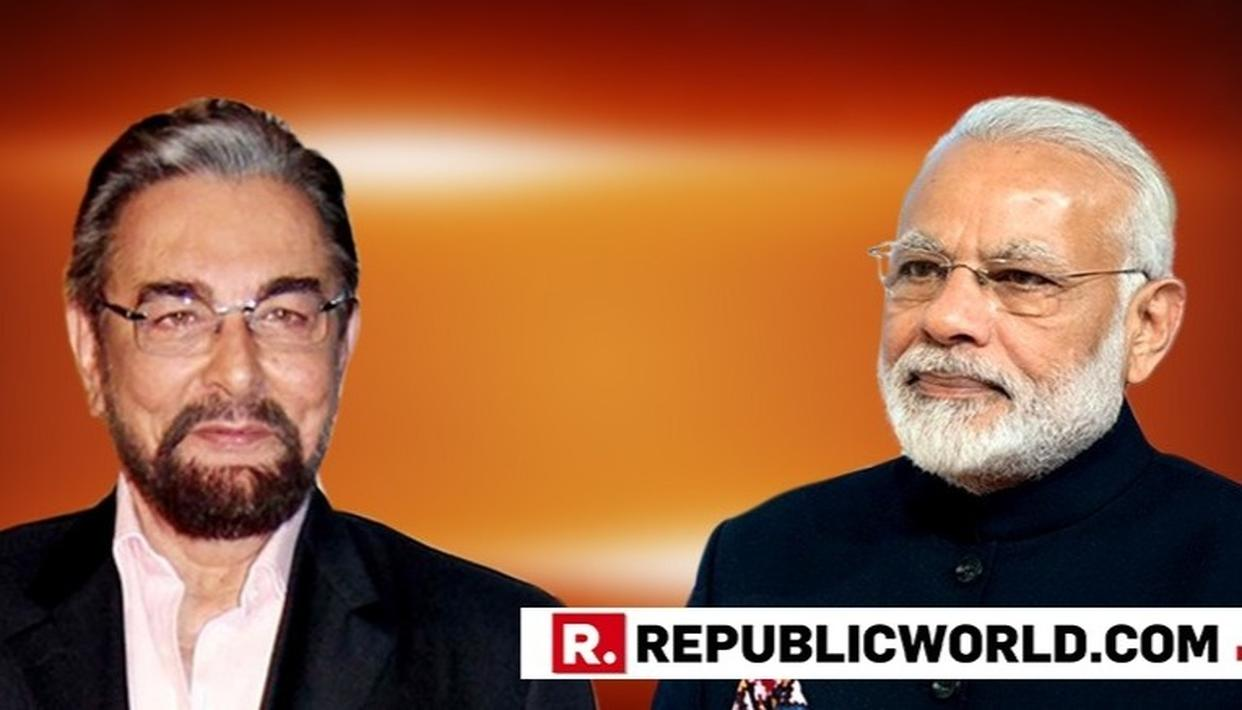 PM MODI RESPONDS AFTER KABIR BEDI MAKES 'DON'T LISTEN TO THOSE WHO FORGET CONGRESS SINS' APPEAL TO VOTERS. READ IT HERE