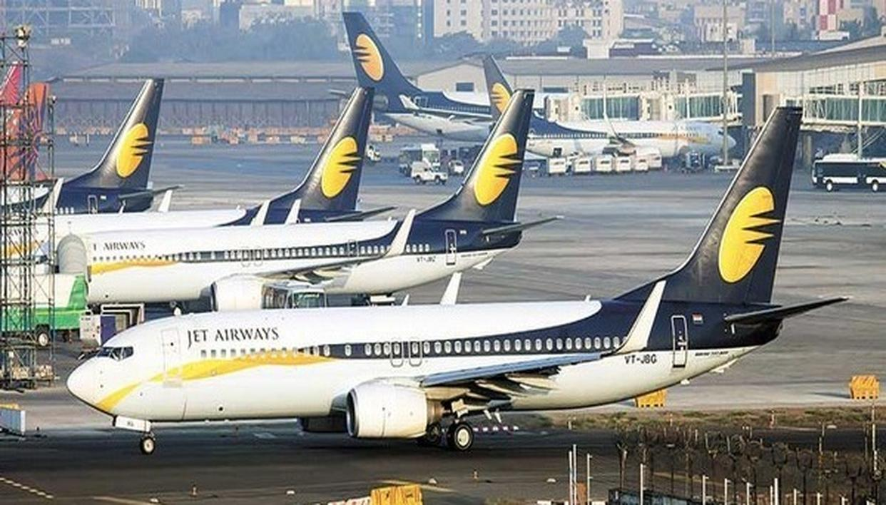 JET AIRWAYS MANAGEMENT TO TAKE FINAL CALL ON OPERATIONS BY END OF TUESDAY