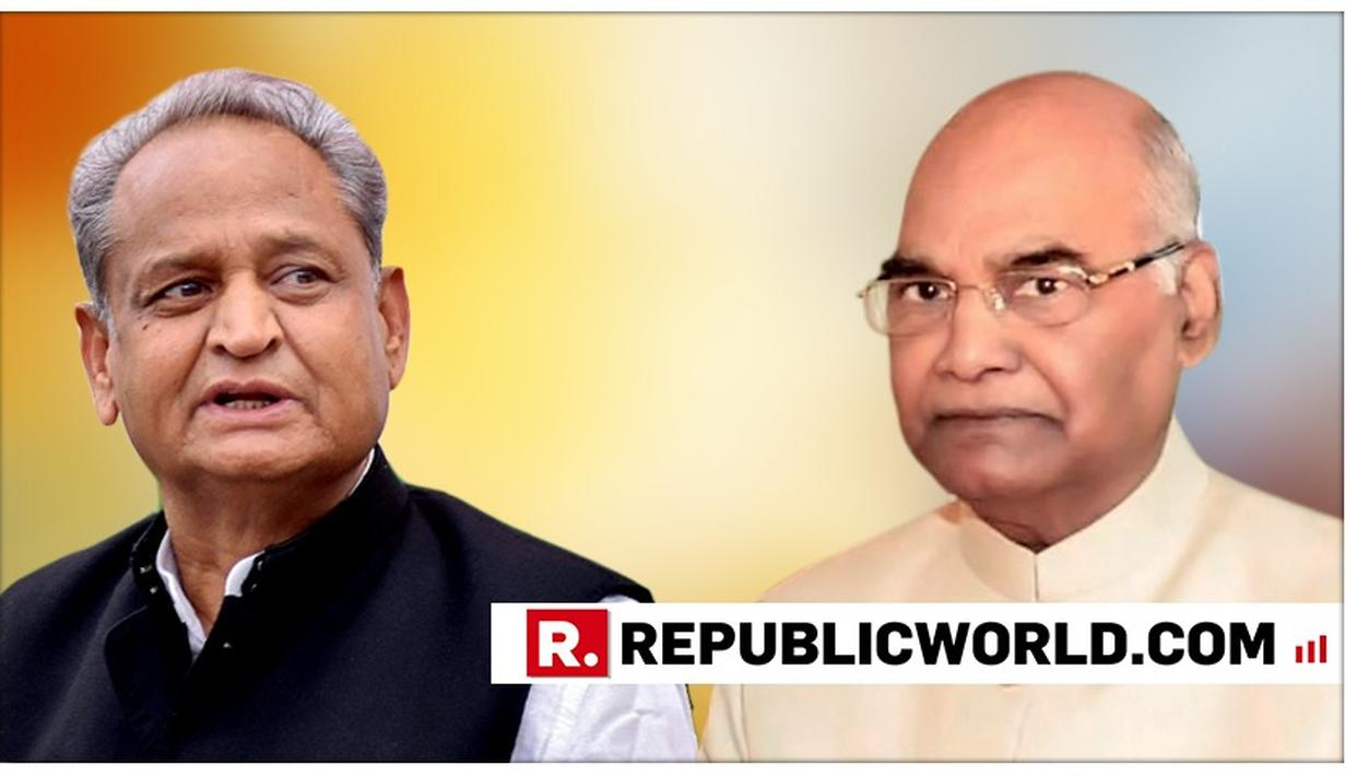 WATCH: CONGRESS GOES AFTER PRESIDENT KOVIND, RAJASTHAN CM ASHOK GEHLOT DRAGS IN 'CASTE FACTOR' QUESTIONING HIS SELECTION OVER LK ADVANI