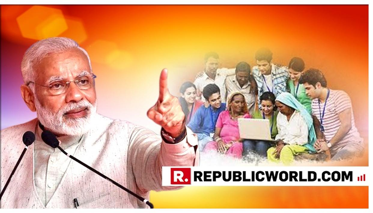WATCH: PM MODI ON HOW HIS BUSINESS POLICIES HAVE HELPED THE YOUTH