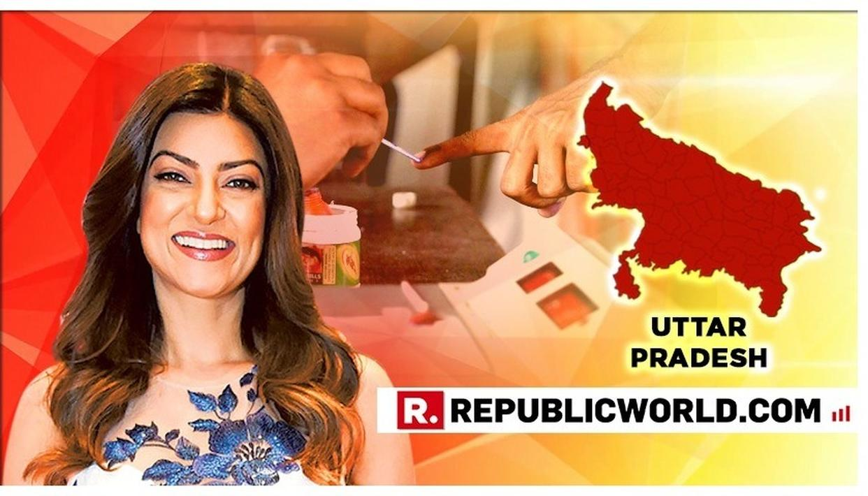 IS SUSHMITA SEN CAMPAIGNING FOR BJP'S ETAWAH CANDIDATE FOR LOK SABHA ELECTIONS? HERE'S WHAT SHE SAID ANSWERING REPORTS