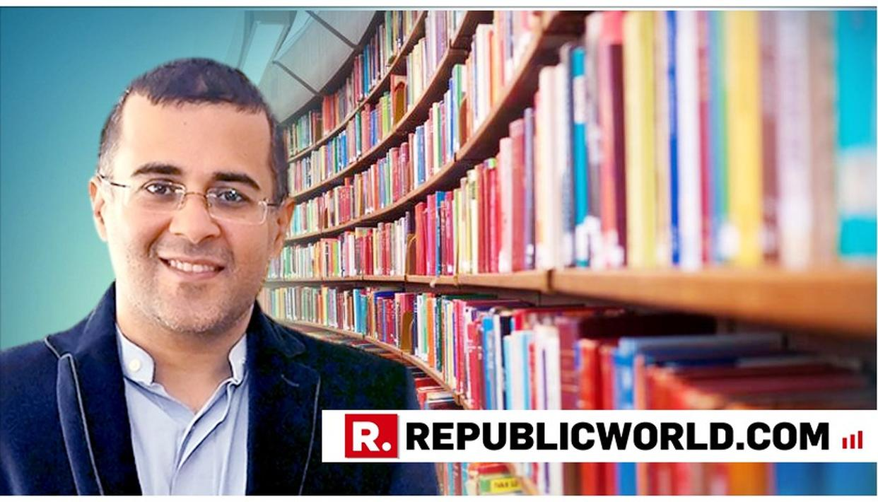 ON WORLD BOOK DAY, HERE'S CHETAN BHAGAT'S PITCH FOR WHY YOU SHOULD READ DESPITE THE 'DELUGE OF VIDEO CONTENT RIGHT NOW'