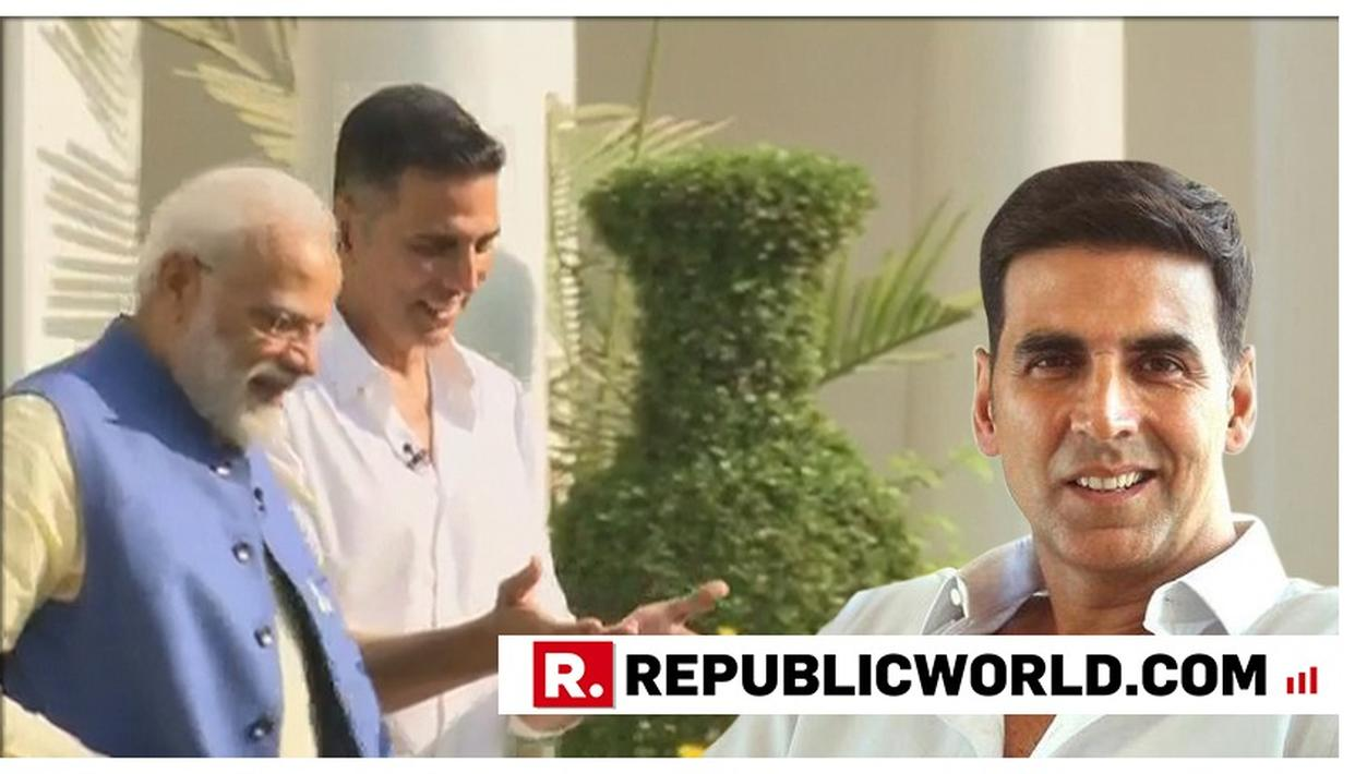WATCH: 'I HAD ONE ADVANTAGE OVER MY PREDECESSORS...,' RESPONDS PM MODI TO AKSHAY KUMAR'S 'WHAT WAS THE MOST IMPORTANT THING YOU TOOK TO 7LKM? QUESTION