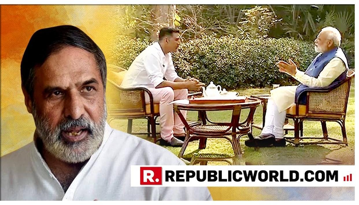 """WHO CARES ABOUT MANGOES"": ANAND SHARMA"