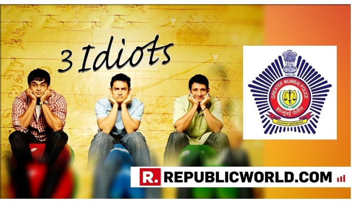 WATCH: MUMBAI POLICE IS NOW INSPIRED BY AAMIR KHAN'S 3 IDIOTS. HERE'S THERE SPIN ON CYBER SAFETY