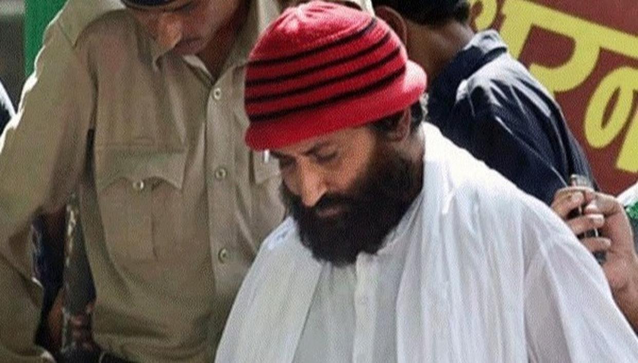 GUJARAT COURT CONVICTS ASARAM'S SON NARAYAN SAI IN RAPE CASE