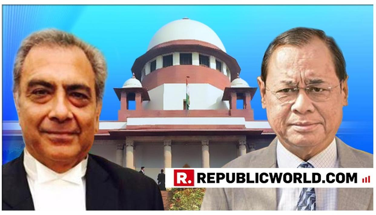 WATCH: SC TO LOOK INTO 'CONSPIRACY TO TARGET CJI' CHARGE, HERE'S MAHESH JETHMALANI'S VIEW