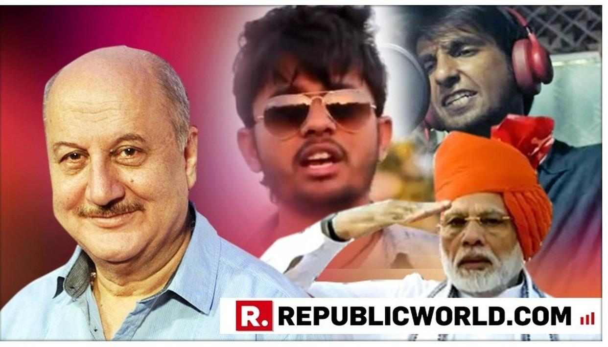 WATCH: ANUPAM KHER SHARES 'PHIR SE MODI AAYEGA' RAP SONG, SAYS, 'ZOYA AKHTAR HAS REVOLUTIONISED THE RAP IN INDIA'