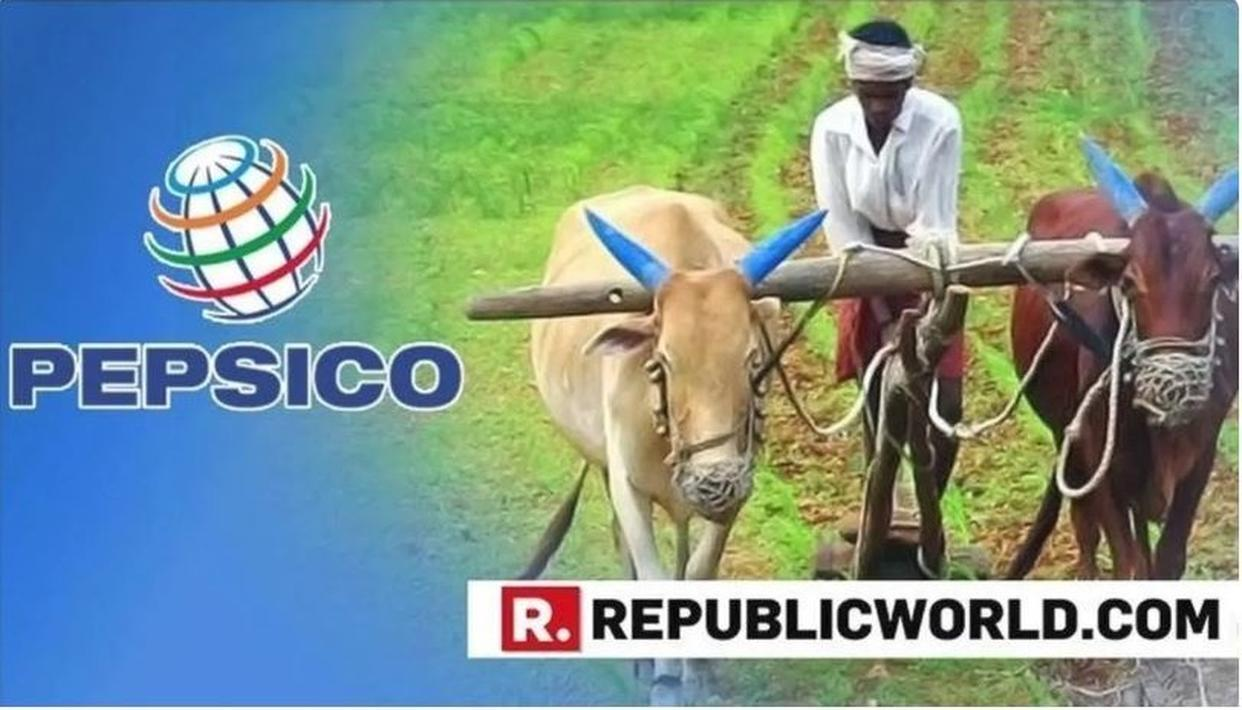 GUJARAT GOVERNMENT BACKS POTATO FARMERS LOCKED IN A LEGAL BATTLE WITH FOOD AND BEVERAGES GIANT PEPSICO
