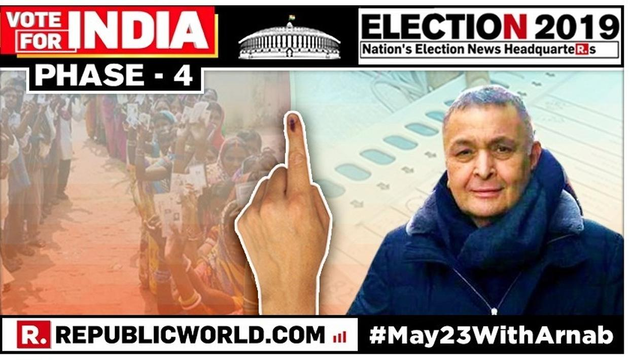LOK SABHA ELECTION 2019: DESPITE BEING IN NEW YORK, RISHI KAPOOR WAS KEEN TO CAST HIS VOTE; HERE'S WHAT HE DID