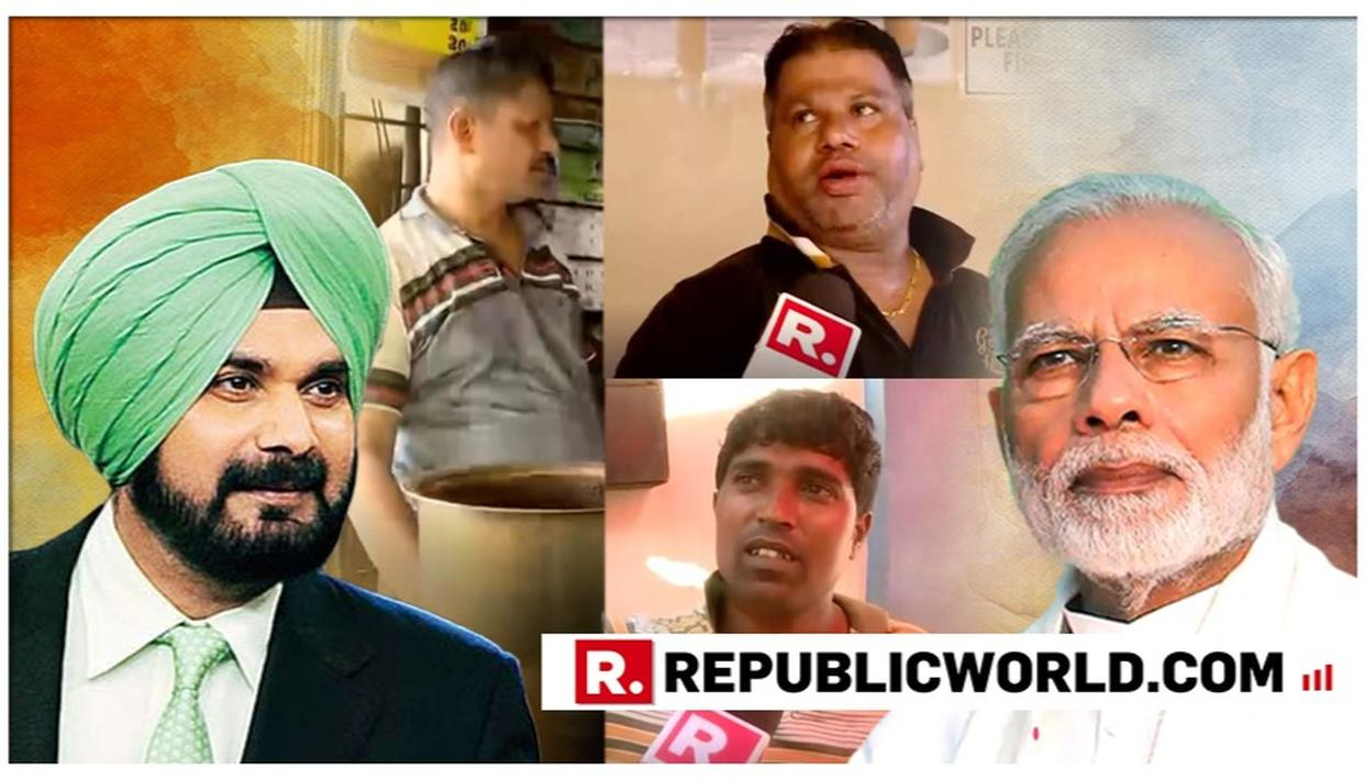 WATCH: HERE'S HOW CHAIWALAS AND PAKORAWALAS FROM ACROSS INDIA REACTED TO NAVJOT SIDHU'S ELITIST 'WRONG VOTE CAN MAKE YOUR CHILD A CHAIWALA, PAKORAWALA OR CHOWKIDAR' ATTACK