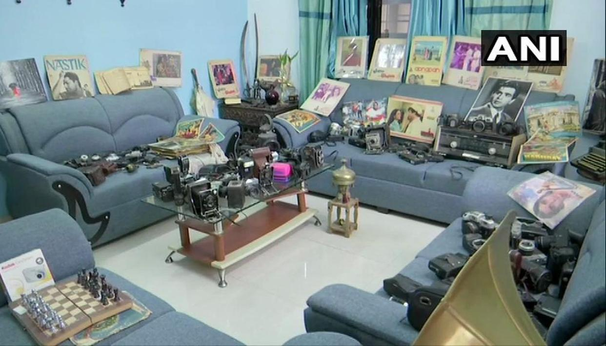 CAUGHT ON CAMERA: DEHRADUN-BASED BUSINESSMAN'S ANTIQUE COLLECTION HAS 250 DIFFERENT CAMERAS