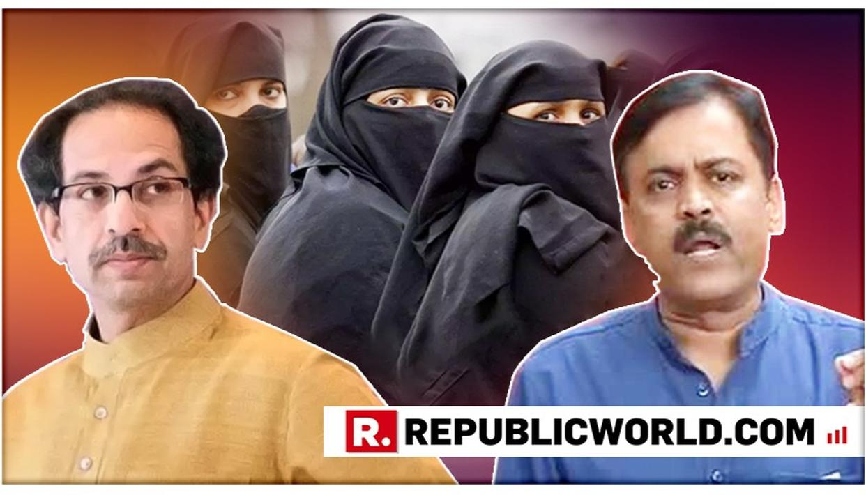 BIG: BJP DIFFERS WITH ALLY SENA ON BURQA BAN DEMAND
