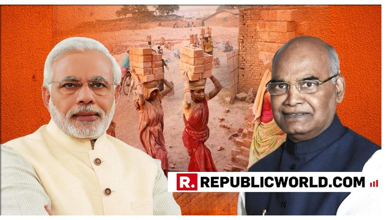 "LABOUR DAY 2019: PRESIDENT KOVIND, PM MODI PEN DOWN A SPECIAL NOTE FOR THE ""COUNTLESS WORKERS BUILDING THE COUNTRY"""