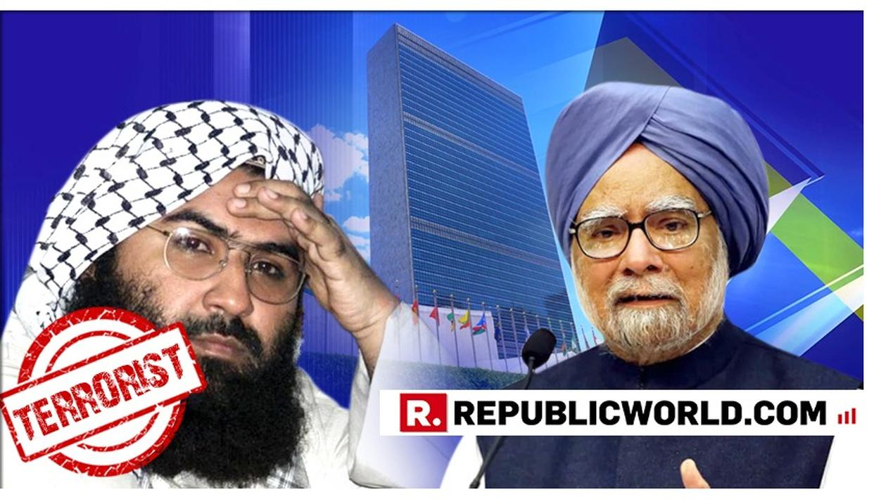 WATCH: HOW FORMER PM DR MANMOHAN SINGH REACTED TO INDIA'S HUGE DIPLOMATIC VICTORY IN GETTING MASOOD AZHAR DESIGNATED AS A GLOBAL TERRORIST BY THE UN