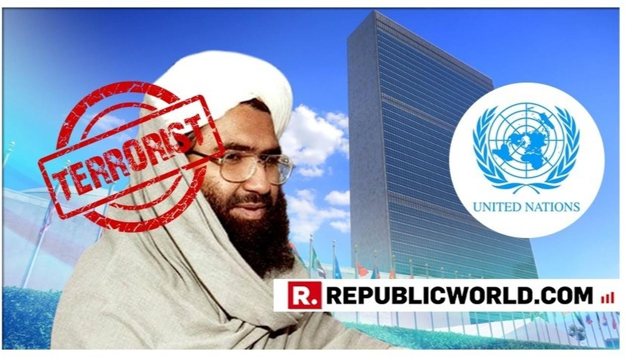 HERE IS THE UNITED NATIONS SECURITY COUNCIL'S OFFICIAL STATEMENT DESIGNATING MASOOD AZHAR AS A GLOBAL TERRORIST