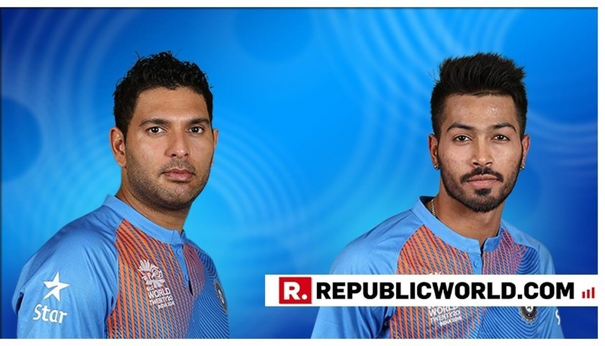 YOU WILL DO SPECIAL THINGS IN WORLD CUP: YUVRAJ SINGH TO HARDIK PANDYA