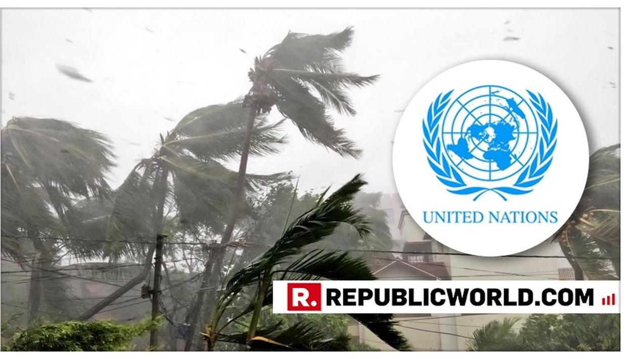 "UN PRAISES WEATHER DEPARTMENT FOR ""PINPOINT ACCURACY"" ON CYCLONE FANI"